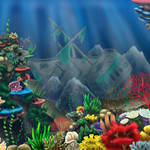 Favorite Aquarium Backgrounds