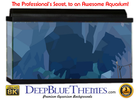 Buy Aquarium Background Awesome Flatcave Aquarium Background