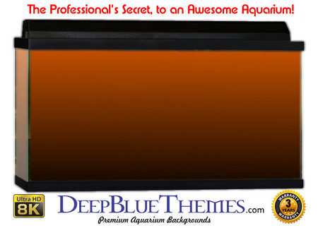 Buy Aquarium Background Colors Orange Ftbb Aquarium Background