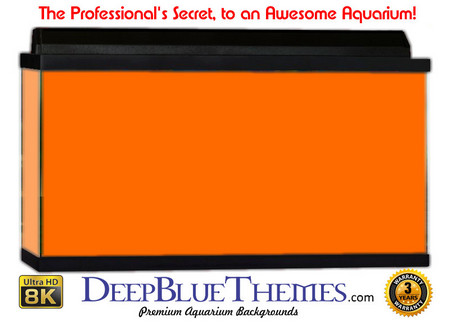 Buy Aquarium Background Colors Orange Aquarium Background