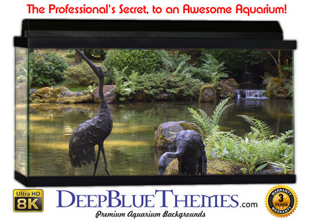 Buy Aquarium Background Garden Statues Aquarium Background