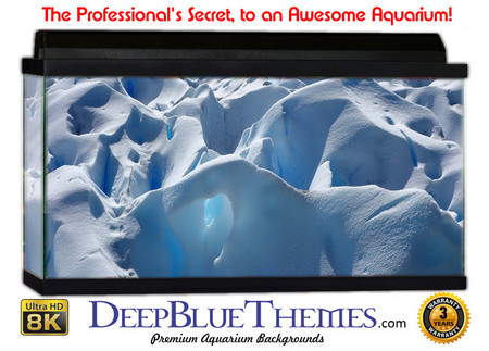 Buy Aquarium Background Ice Ground Aquarium Background
