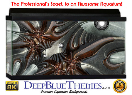 Buy Aquarium Background Jfractal Biotech Aquarium Background