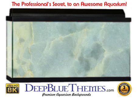 Buy Aquarium Background Marble Blue Aquarium Background