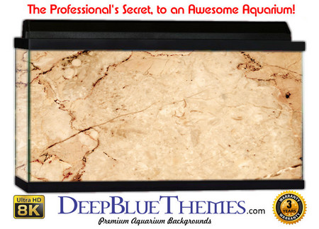 Buy Aquarium Background Marble Tan Aquarium Background