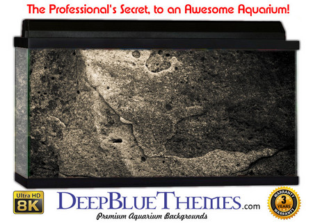 Buy Aquarium Background Rock Dim Aquarium Background