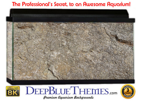 Buy Aquarium Background Rock Face Aquarium Background