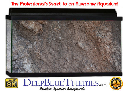 Buy Aquarium Background Rock Hard Aquarium Background