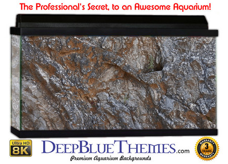 Buy Aquarium Background Rock Sharpen Aquarium Background