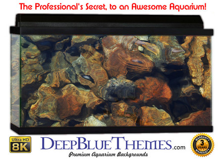 Buy Aquarium Background Rock Water Aquarium Background